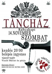 tanchaz plakat- 2015.11.14